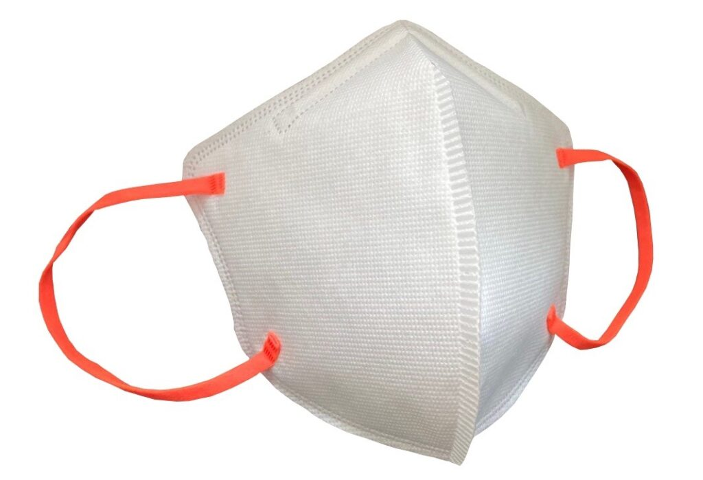 DMFM-01 (White) FDA 高防護等級醫療口罩-衛部醫器製壹字第008958號